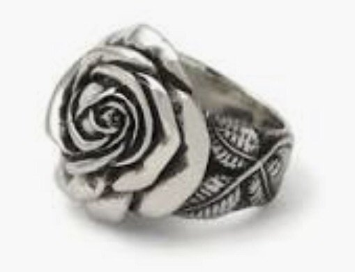 harry styles rose ring