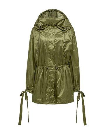 Fenty Puma by Rihanna Tie-Cuff Drawstring Parachute Jacket