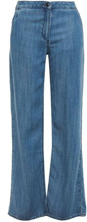 Dezi Mid-rise Straight-leg Jeans