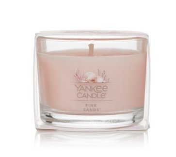Light Pink Candle