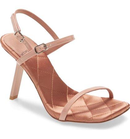Jeffrey Campbell Loyal Ankle Strap Sandal (Women) | Nordstrom