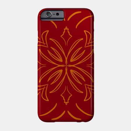 Red Tan - Classic - Phone Case | TeePublic