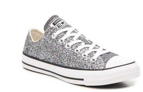 Chuck Taylor All Star Glitter Sneaker - Women's