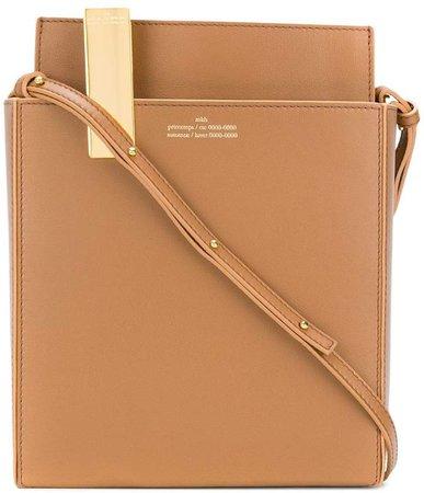 Rokh folder shoulder bag