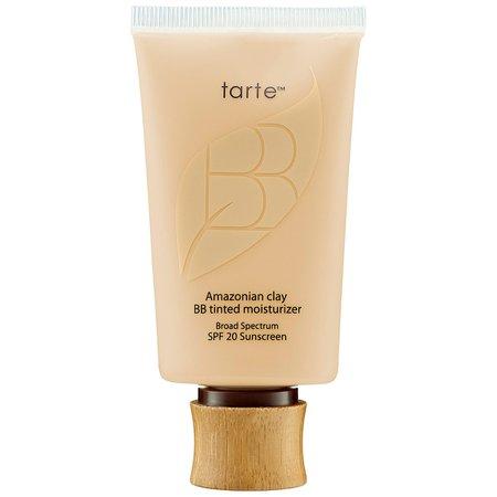 Amazonian Clay BB Tinted Moisturizer Broad Spectrum SPF 20 Sunscreen - tarte | Sephora