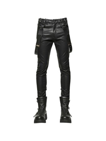 Leather Trousers / Pants PNG