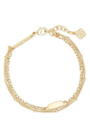 Kendra Scott Fern Multi-Strand Bracelet | Nordstrom