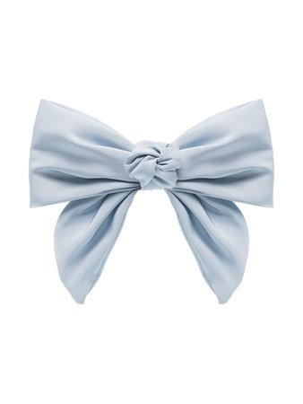 Jennifer Behr Blythe Bow Hair Pin Ss20