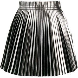 MM6 MAISON MARGIELA pleated short skirt