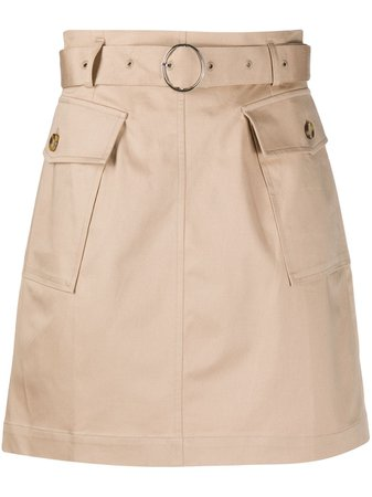 Baum Und Pferdgarten Two Pocket Belted Skirt