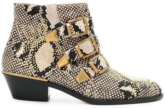 Susanna python print boots