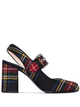Miu Miu Zapatos De Tacón Mary Jane - Farfetch