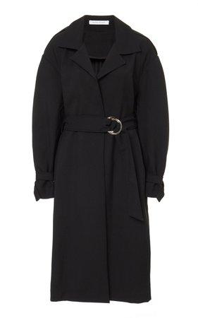 Rachel Gilbert Riley Cady Trench Coat Size: XL