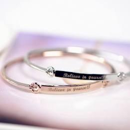 believe in yourself bracelets - Google Search