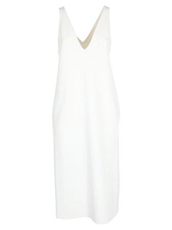 Stella Mccartney V-neck Pencil Dress