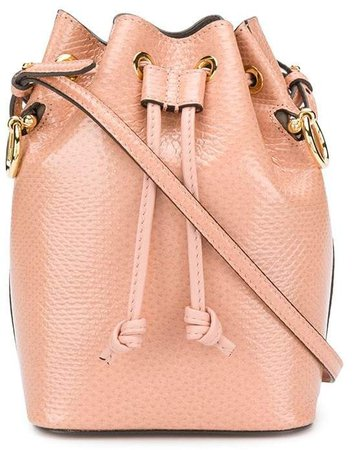 mini Mon Tresor bucket bag