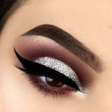 silver eyeshadow - Google Search