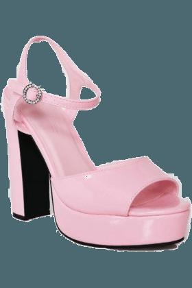 Pretty Princess Platform Heels