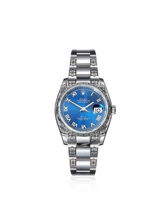 MAD Paris customised Rolex Datejust 36mm watch
