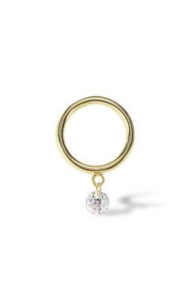 18k Yellow Gold Bohème Diamond Earrings By Persée | Moda Operandi