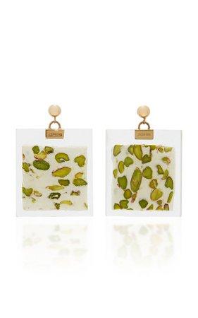 Jacquemus's 'Les Nougats' earrings