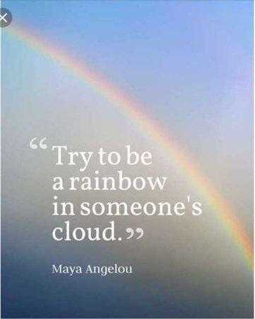 Rainbow Quote 🌈