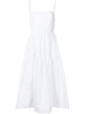 Ciao Lucia bow-detail Poplin Dress
