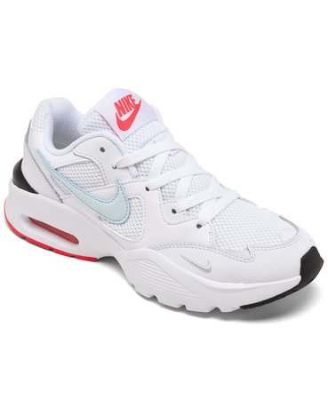 Nike Women's Air Max Fusion Running Sneakers from Finish Line & Reviews - Finish Line Athletic Sneakers - Shoes - Macy's