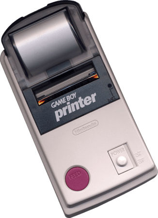 File:Game Boy Printer.png - Wikimedia Commons