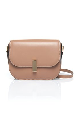 Valentino- Iside Leather Crossbody Bag