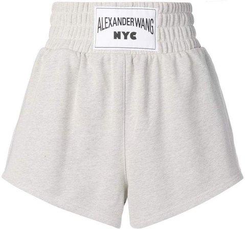 lightweight Terry shorts