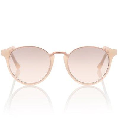 610 C6 cat-eye sunglasses