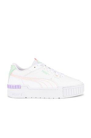 Puma Cali Sport Sneaker in Pastel Mix | REVOLVE