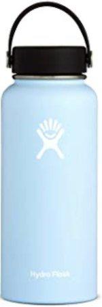 hydro flask baby blue