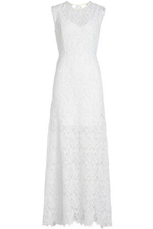 Lace Midi Dress Gr. US 6