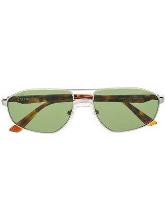 Balenciaga Eyewear oversized sunglasses