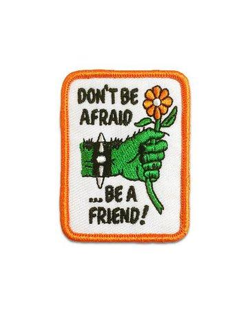 Be A Friend Patch – Strange Ways