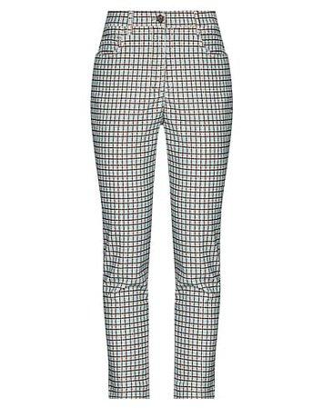 Miu Miu Casual Pants - Women Miu Miu Casual Pants online on YOOX United States - 13498290FW
