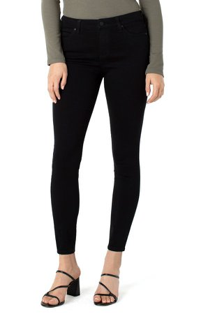 Abby Crop Skinny Jeans