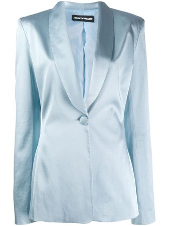 House Of Holland Classic Single-breasted Blazer For Women   Farfetch.com