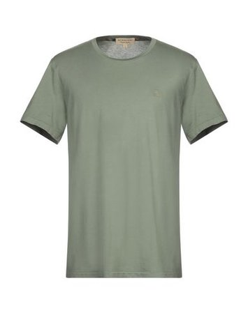 Burberry T-Shirt - Men Burberry T-Shirts online on YOOX United States - 12394114ST