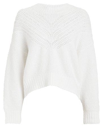 Arresi Cable Knit Sweater