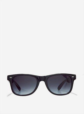 Black Wayfarer Sunglasses | Dorothy Perkins