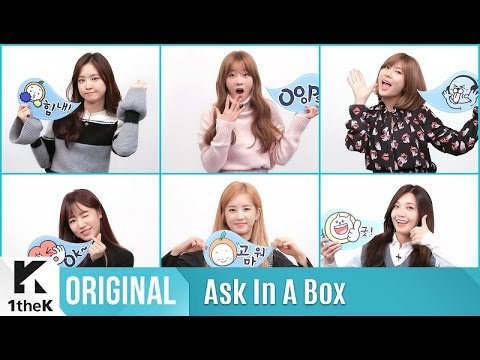 Apink - Ask In A Box
