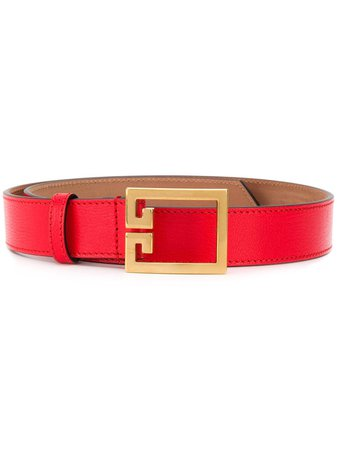 Givenchy Double G Belt Ss20 | Farfetch.com