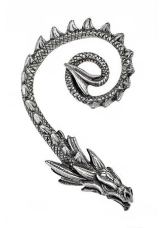 ALCHEMY GOTHIC Ostrogoth Dragon Ear Wrap
