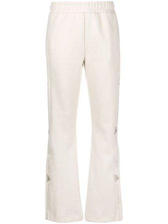 Adidas By Stella Mccartney Flared Track Pants Ss20 | Farfetch.com