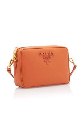 Saffiano Leather Shoulder Bag By Prada | Moda Operandi