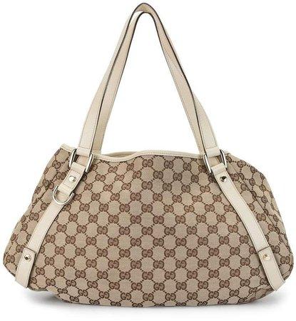 GG pattern shoulder bag