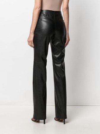 Seen Users high-rise straight-leg Trousers - Farfetch